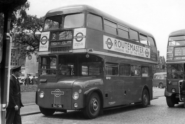 Routemaster RM1
