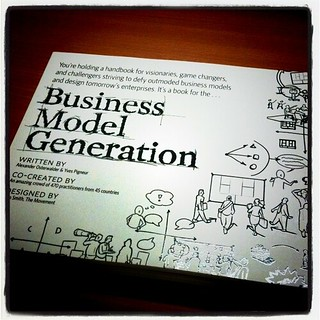 Pricey but beautiful book for gamechangers: Business Model Generation   by inju