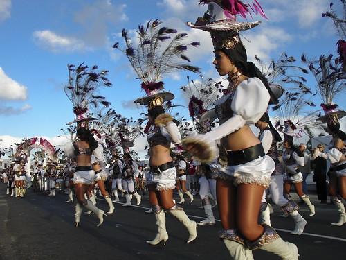 Francisco Navarro Herrera baile Carnaval Playa Blanca. Lanzarote 2007