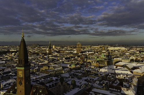 Spectacular views over Copenhagen | by Frank Schmidt