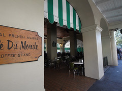 木, 2010-12-02 11:05 - Café du Monde French Quarter, New Orleans