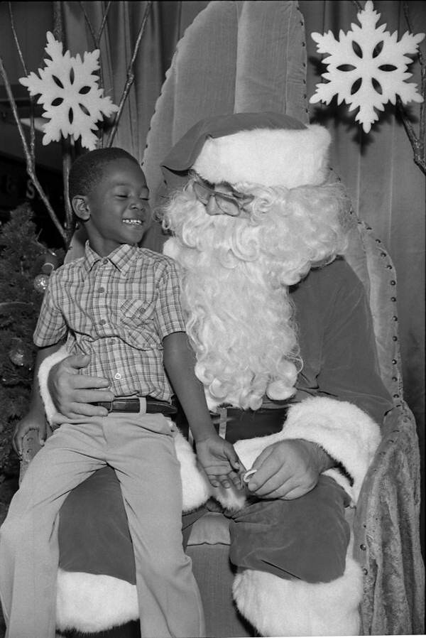 Tallahassee Mall Santa Claus with Vincent Nelson: Tallahas… | Flickr