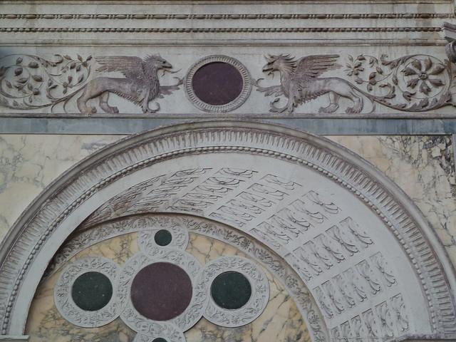 Venice, Campo dei Santi Giovanni e Paolo, Scuola Grande di San Marco