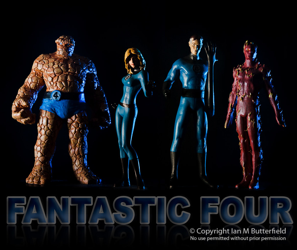 POTD 04 January 2011: Fantastic Four