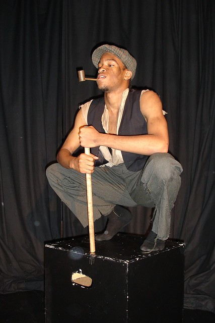 Stefan Davis as Kiddo Cook