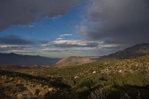 california usa rainbow highway san desert panoramic palm mount springs idyllwild jacinto