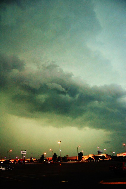 061506 - Nebraska Shelf Cloud