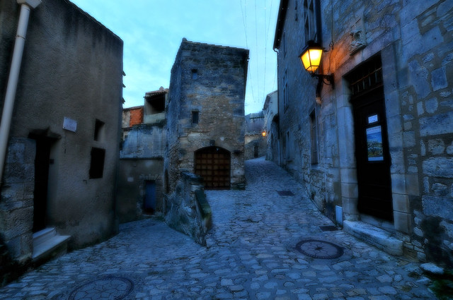 Les Baux de Provence - Orton