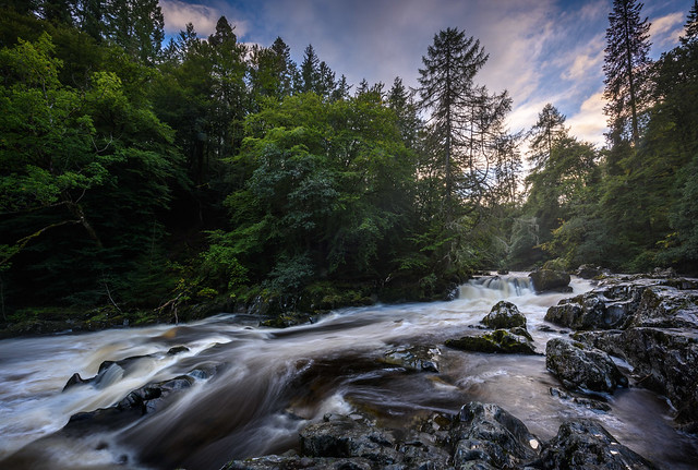 Rapid River Braan