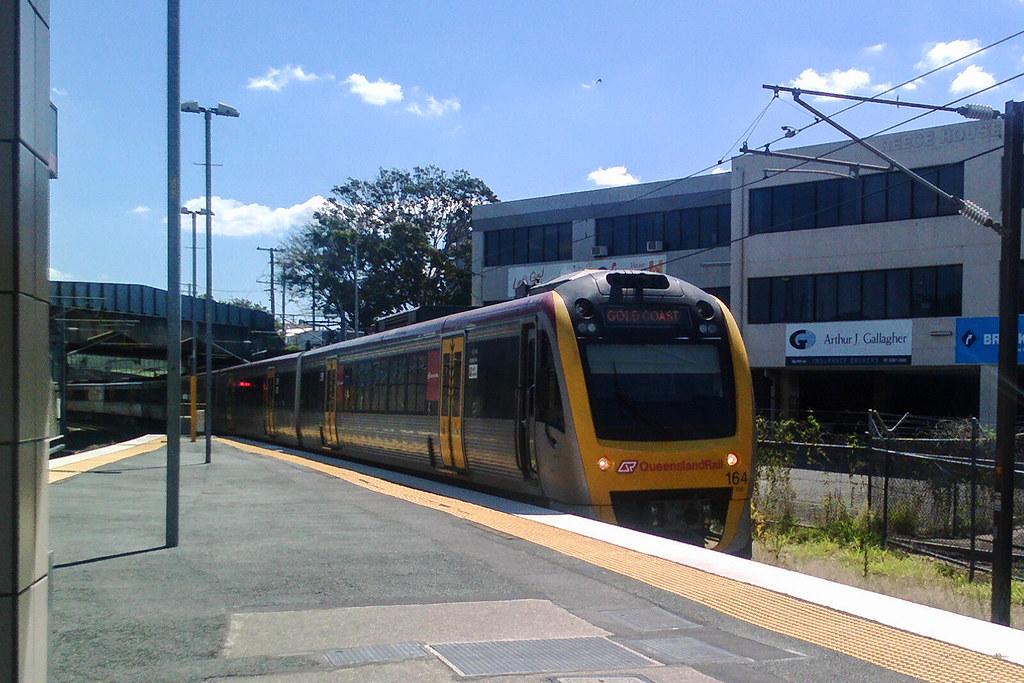 Queensland Rail - Gold Coast Service by Shawn Stutsel