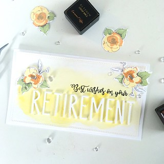 Retirement card | by Kimberly Toney