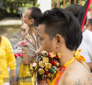 Phuket Vegetarian Festival   by Andaman4fun