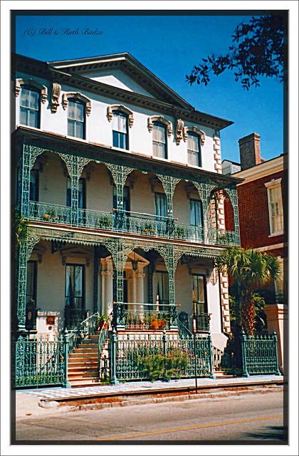 Charleston South Charleston  - John Rutledge House  ~ America's Most Historic Inn