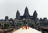 Angkor Vat, symbol Kambodže, foto: Petr Nejedlý