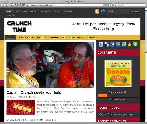 savingcaptaincrunch.com | by nicoladagostino