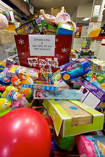 Toys for Tots | by H. Michael Miley