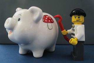 [116/365] Piggy Bank | by pasukaru76