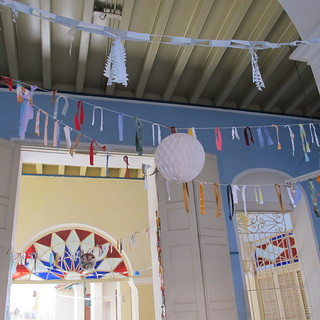 Trinidad, Cuba - handmade garlands | by ouno design