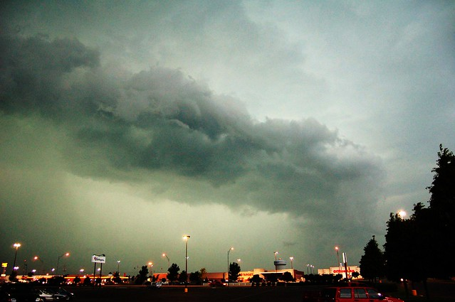 072402 - Nebraska Shelf Cloud!