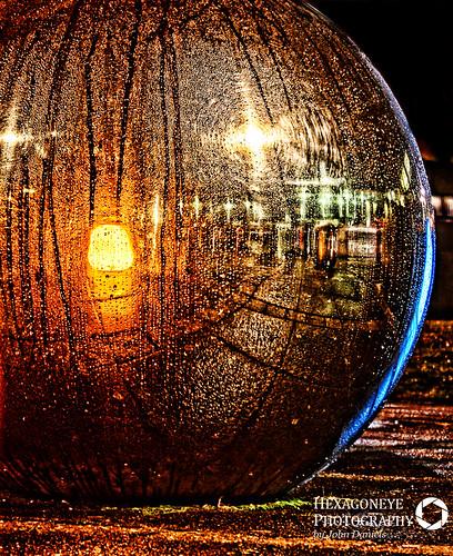 13/365 Wet Chrome Balls | by Hexagoneye Photography