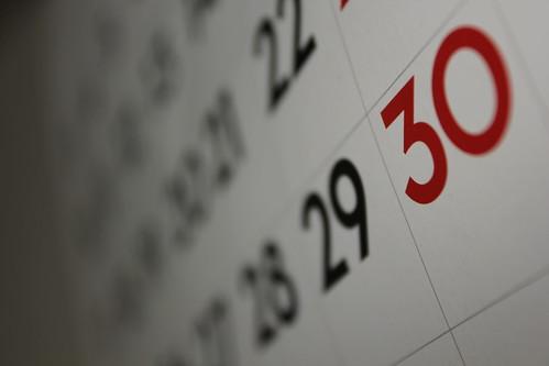 Calendar* | by DafneCholet