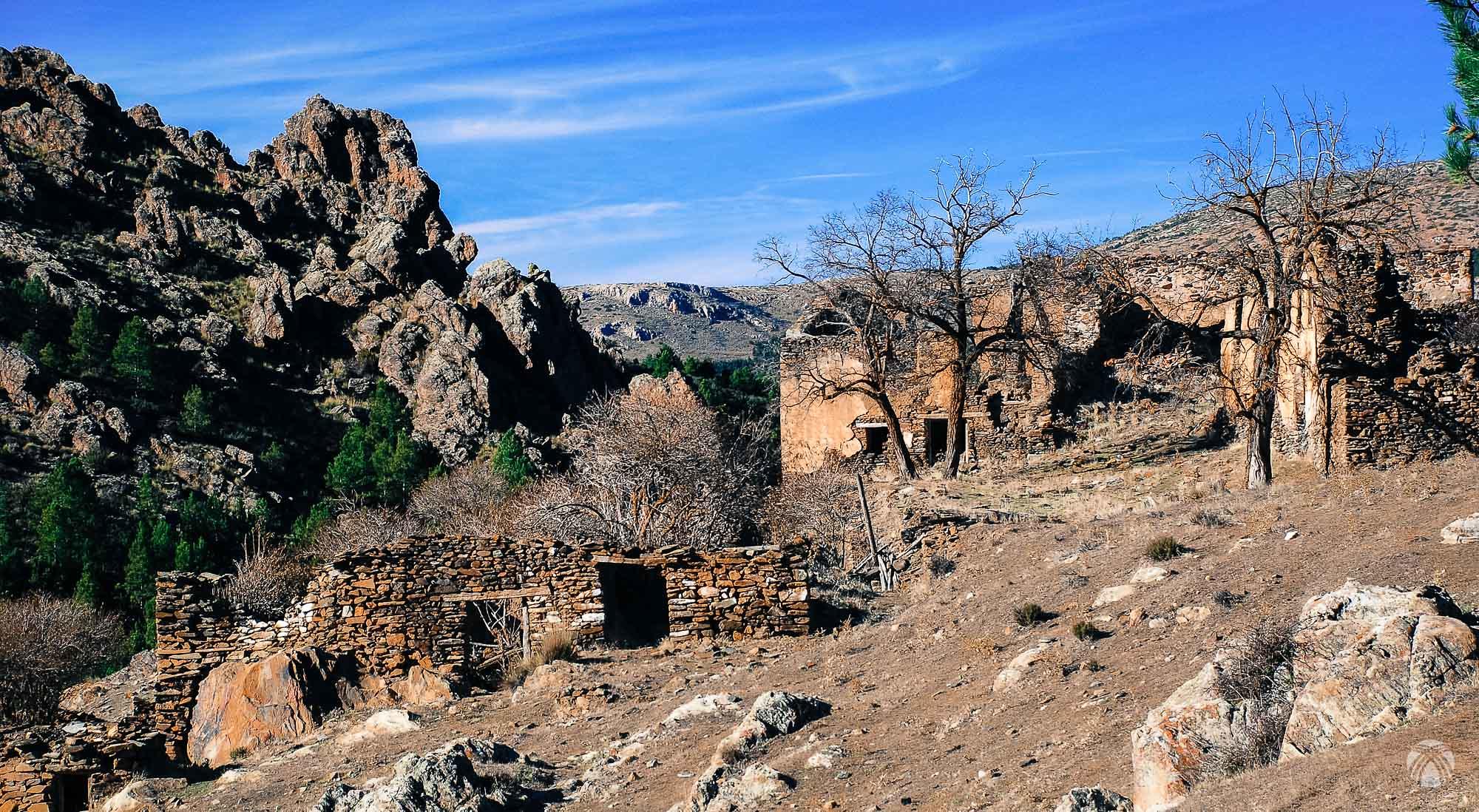 Un lugar precioso: la aldea de los Mellizos