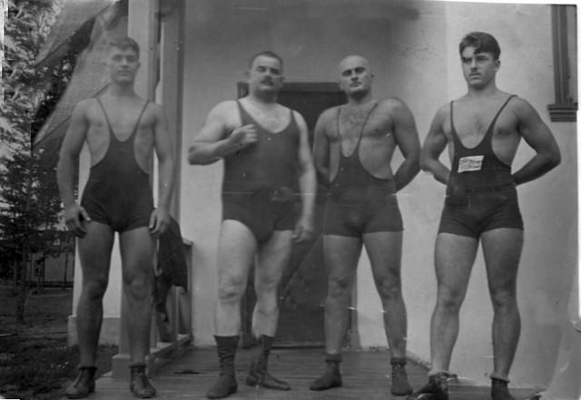 35. Александр Яковлевич, Ваня, Бичико, Миша