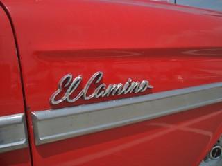 1959 Chevrolet El Camino pick up