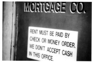 Mortgage Co - no cash