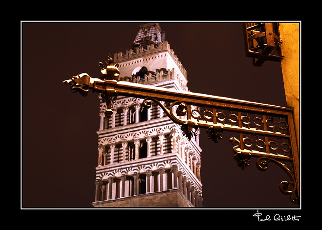 Pistoia by night (2)