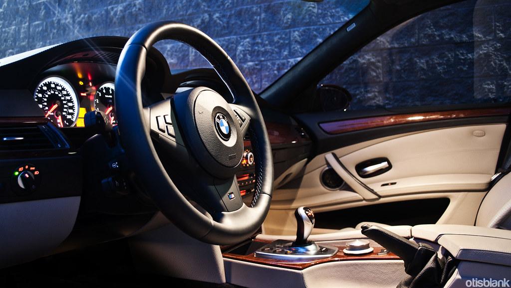 E60 M5 Interior A Photo On Flickriver