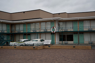 National Civil Rights Museum - The Lorraine Motel - Room 306 - Memphis TN | by cwwycoff1