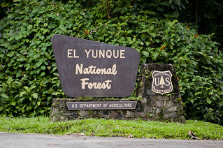 Entrance to El Yunque | by vxla