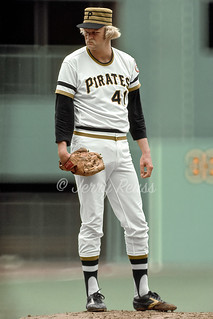 1976 Jerry Reuss Pittsburgh Pirates 1