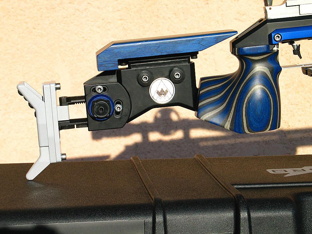 Feinwerkbau P70 FT g | Harry | Flickr