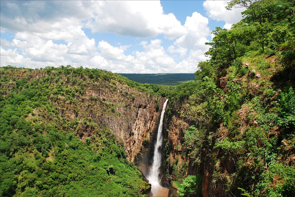 Kalombo Falls