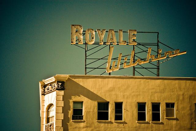 Wilshire Royale Hotel