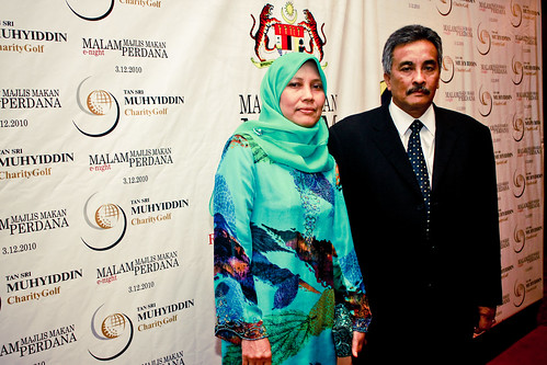 Tan Sri Muhyiddin Charity Golf :: Day 3 | by Mayu ®
