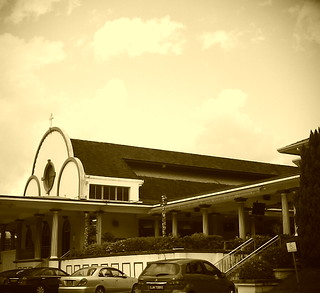 My favorite church in Singapore