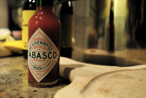 Tabasco Sauce | by Keira Morgan
