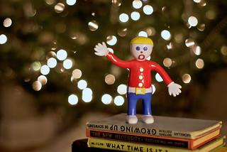 Is It Christmas.Merry Christmas From Mr Bill Matt Pearson Flickr