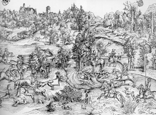 [ C ] Lucas Cranach - Stag Hunt of the Elector John Frederick | by Cea.
