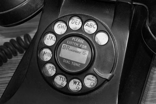 Please Listen For Dial Tone | by Tweygant