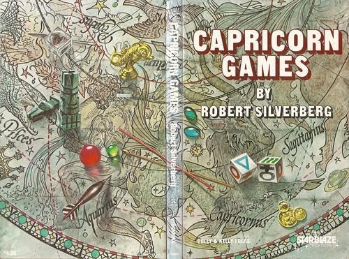 Robert Silverberg - Capricorn Games (Starblaze 1979)