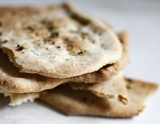 Crackly Crackers 4 | by Elissa @ 17 and Baking