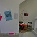 <p>Pink Poster: Public Fiction for Collective Show Los Angeles 2011; Blue Poster: Dan Graham; Orange Poster: Art 2102</p>
