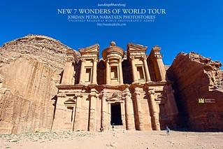 PETRA JORDAN NEW 7 WONDERS OF WORLD TOUR NABATAEN PHOTOSTORIES 2316 AWFJ | by SDB Fine Art Travel of 2 Decades to 555+ Places Ph