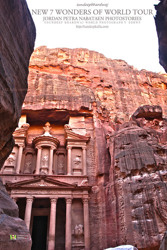 PETRA AMMAN JORDAN NEW 7 WONDERS OF WORLD TOUR FIRST LOOK OF TREASURY NABATAEN PHOTOSTORIES | by SDB Fine Art Travel of 2 Decades to 555+ Places Ph