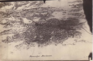 Helsinki 1918  -  Air Reconnaissance
