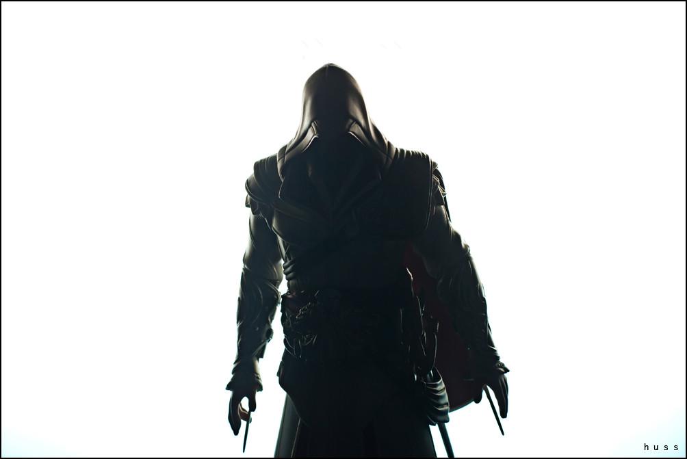 Assassin S Creed Brotherhood Ezio Auditore Master Assa